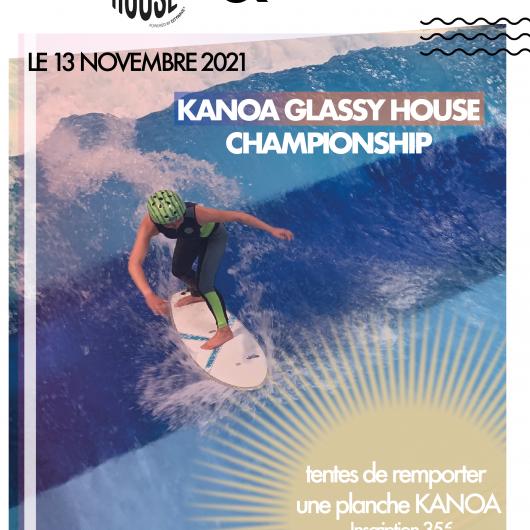 Kanoa Glassy House Championship étape 1